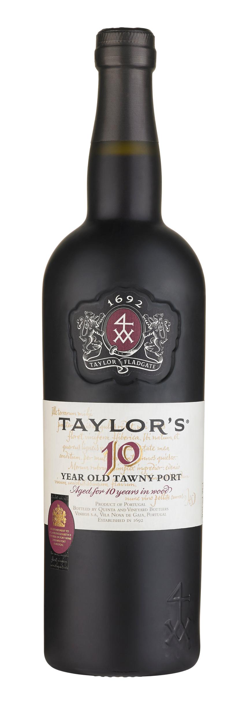 TAYLORS 10 YO PORT 20% 75CL