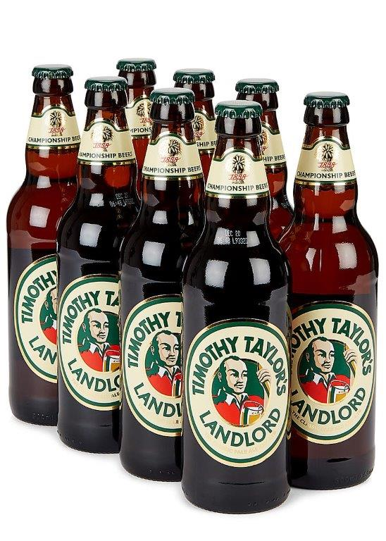 Timothy Taylor Beer