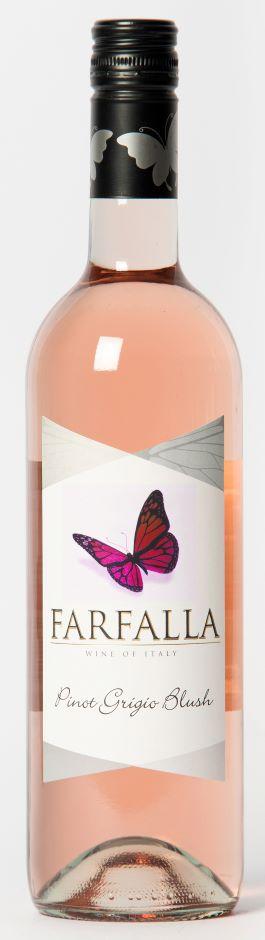 Farfalla Pinot Grigio Blush 75cl