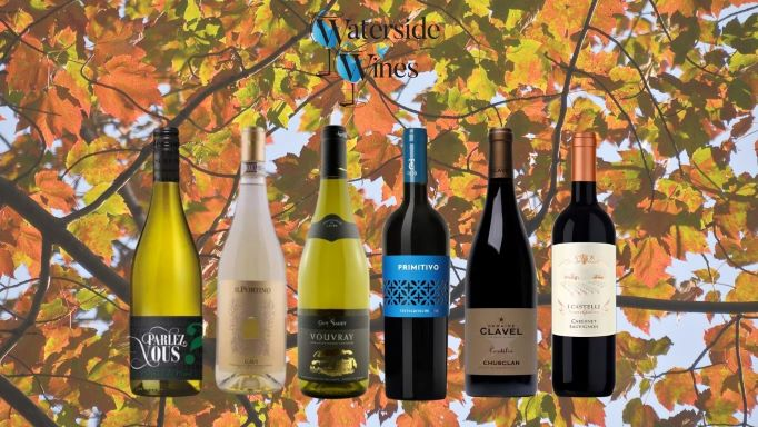 Autumn Red & White Wine Selection