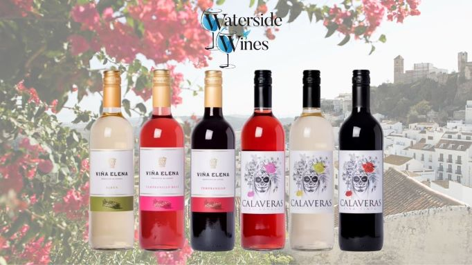 Fabulous Spanish Wines Selection